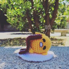 Over the course of the last week I was introduced to the weirdest and cutest element of the Sanrio family. Gudetama, also known as Lazy Egg, is basically a depressed egg yolk with his own anime sho…