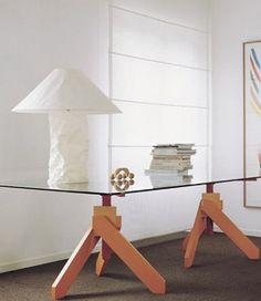 tavolo Vidum - dePadova.  Design Vico Magistretti.