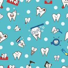 Dientes Imágenes Vectoriales, Ilustraciones Libres de Regalías de Dientes | Depositphotos® Humor Dental, Teeth, Playing Cards, Illustration, Pattern, Iphone Wallpapers, Design, Block Prints, Dental Anatomy