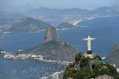 Christ the Redeemer view