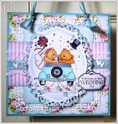 Especially For You: Bella Rose Just Married at The Stamp Basket