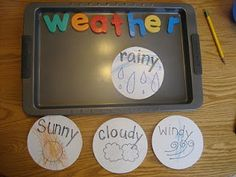Toddler Approved!: Weather Watching Time