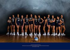FIU Volleyball Team '08-'09 by fiu, via Flickr