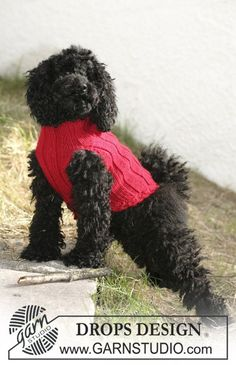 1000 images about tejido para mascotas on pinterest dog sweaters dog sweater pattern and. Black Bedroom Furniture Sets. Home Design Ideas