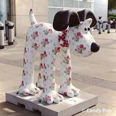 Gromit! by Candy Pop, via Flickr