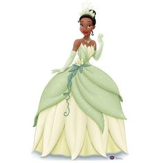 Tiana Dress baseline: Green satin for the bodice and leaves, gold organza for the leaf over skirt, gold or light ivory satin for the underskirt.  Omit the water lily.