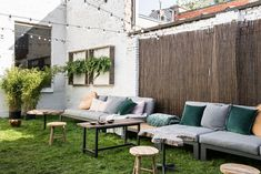 be Outdoor Furniture Sets, Home And Garden, Furniture, Outdoor Decor, Outdoor Sectional Sofa, Seating Area, French Furniture, Outdoor Furniture, Outdoor Sofa