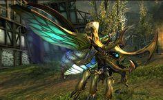 New Legendary Mount Emperor Beetle