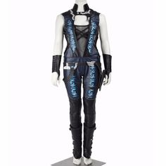 Cosplaydiy Women's Costume Guardians of The Galaxy Gamora Cosplay Costume Outfit for Halloween Carnival Party