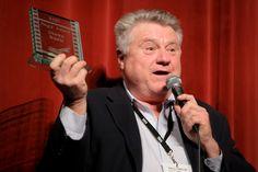 Director Steve Rash receives the Macon Film Festival's MAGY Award. 2013