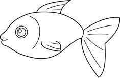 School of Fish Clip Art   Design by Hallow Graphics