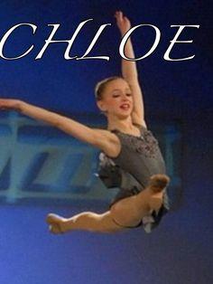 Chloe Lukasiak from ALDC!