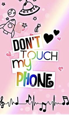 Trends For Girly Cute Rose Gold Dont Touch My Phone Wallpaper wallpaper Trends For Girly Cute Rose G Phone Wallpaper Pink, Unicornios Wallpaper, Dont Touch My Phone Wallpapers, Handy Wallpaper, Cartoon Wallpaper Iphone, Walpaper Iphone, Iphone Background Wallpaper, Locked Wallpaper, Cellphone Wallpaper