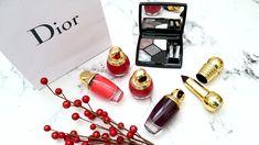 Dior Smokey Grey Holiday Look*