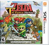 Learn more details about The Legend of Zelda: Tri Force Heroes for Nintendo 3DS and take a look at gameplay screenshots and videos.