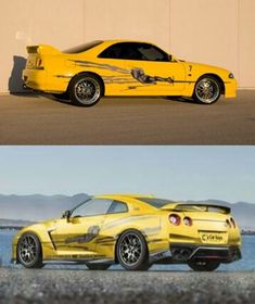 """Original """"The Fast and the Cars Reimagined as Modern Renditions Furious Movie, The Furious, Charger Srt Hellcat, Dodge Charger, Car Throttle, Nissan Skyline Gt, Movie Cars, Mitsubishi Eclipse, Volkswagen Jetta"""