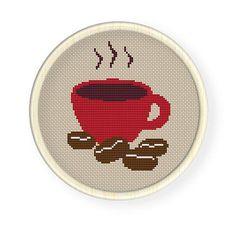 kanaviçe kahve