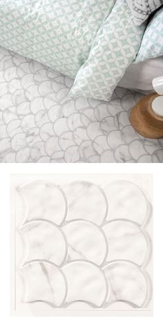 Achilles Seashell Marble Effect Fish Scale Tiles White Wall Tiles, Wall And Floor Tiles, Wall Tile Adhesive, Fish Scale Tile, Tiles Price, Feature Tiles, Fish Scales, Marble Effect, Tool Sheds
