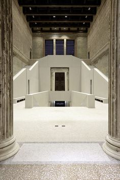 Neues Museum Design by David Chipperfield Architects. - Architecture Design – Residential Building, Commercial Building, Public Buildings, Urban Design on Architecture Design News and Pictures – topboxdesign.com