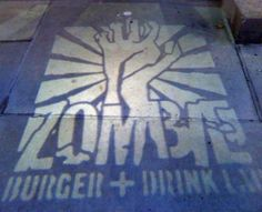 Zombie Burger sells its one millionth burger.