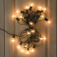 Solar String Lights Lowes Endearing Allen Roth 13Ft Clear Indooroutdoor C7 Plugin Edison String Design Inspiration
