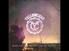 The Sound of You and Me - yellowcard