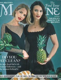 Publication: The Times Magazine - WD163B #JennyPackham www.jennypackham.com