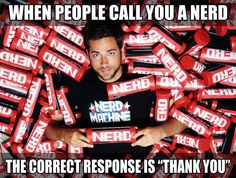 #IWantMyNerdHQ Go support this cause! https://www.indiegogo.com/projects/i-want-my-nerd-hq-2014