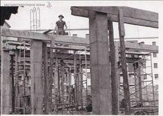 F- 779. LOTE 4 FOTOGRAFIAS ORIGINALES. SAN ROQUE, BADALONA. CONSTRUCCION AUTOPISTA AÑO 1968. - Foto 5