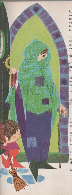 "From ""Storytime Annual 1970"". Odhams Books (Hamlyn Publishing Group Ltd), London. Artist uncredited."