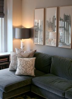 grey couch cool pictures