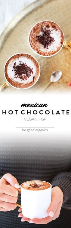 Mexican Hot Chocolate - Be Good Organics