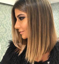 """""""Mi piace"""": 13.4 mila, commenti: 160 - STYLE Blog ✖️Chris Bittar (@chrisbittar) su Instagram: """"in love w/ my new hair  aquele corte perfeito, com aquele efeito dourado beem natural que eu…"""""""