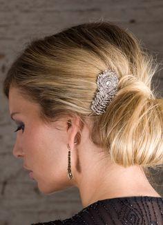 Anusha.co.uk Carla wedding hair comb