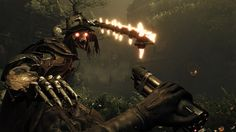Witchfire is a dark fantasy FPS from the people behind The Vanishing of Ethan Carter New Upcoming Games, New Games For Ps4, The Vanishing, Dark Fantasy, Gamer News, Xbox News, Studios, Xbox One Pc, Latest Video Games