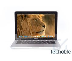 This Apple Cheap Macbook Pro is built-to-order / customizable Macs with a - (turbo-boost) processor is a great everyday Mac perfect for work or school. Cheap Macbook Pro, Macbook Pro 13 Inch, Apple Laptop, Apple Macbook Pro, Refurbished Macbook Pro, Best Laptops, Tech Support, Card Reader, Hdd