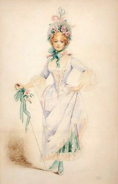 French Lady