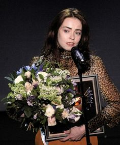 """Ballerina Ekaterina Krysanova received a Golden Mask for her role in """"Taming of the Shrew."""""""