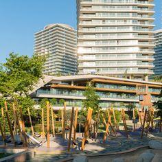 ZORLU PLAYGROUND Carve Landscape Architecture