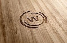 """HomeWise Logo - """"love the non-cliche form. No houses or thought bubbles here!"""" -- true story."""