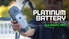 Does it Work? DJI Mavic Pro Platinum Battery on the Original Mavic Pro https://www.camerasdirect.com.au/dji-mavic-intelligent-flight-battery-platinum