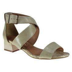 Sandália Ramarim Total Comfort 14-14204 - Creme (Napa Soft) - Calçados Online Sandálias, Sapatos e Botas Femininas | Katy.com.br