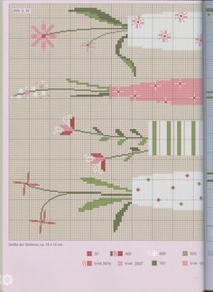 ru / Фото # 29 - Floral - Auroraten - Tours,Trips,Home Decoration,Hairstyle Simple Cross Stitch, Cross Stitch Rose, Modern Cross Stitch, Cross Stitch Flowers, Wedding Cross Stitch Patterns, Cross Stitch Designs, Flower Embroidery Designs, Embroidery Patterns, Cross Stitching