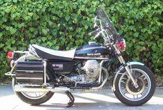 moto guzzi v 1000 g 5 1981