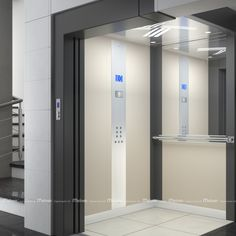 Elevator Cabins Metron cabins have always been differentiating element compared to any other lift company. A unique collection of designs, materials and colors is available to make your lift unique.