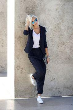45 Professionelle Büro Frauen Outfits für den Sommer 2016 Neue Haar Designs