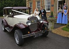 Wedding Car Hire - Warwickshire & Coventry Weddings - Married In Style Wedding Cars
