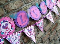 Abby Cadabby Birthday Party Banner Decoration Ideas