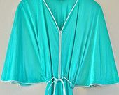 Glamorous Vintage Nightgown. 1950's/1960's/1970's