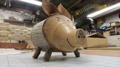 just a little piggy